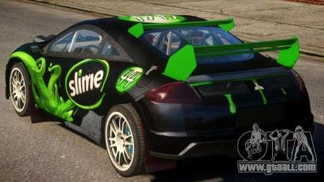 Mitsubishi Eclipse Rallycross PJ2 for GTA 4