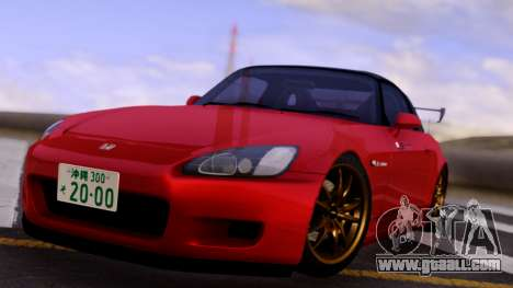Honda S2k Spoon Sport for GTA San Andreas