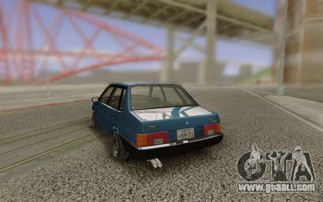 VAZ 21099 Japanese Style for GTA San Andreas