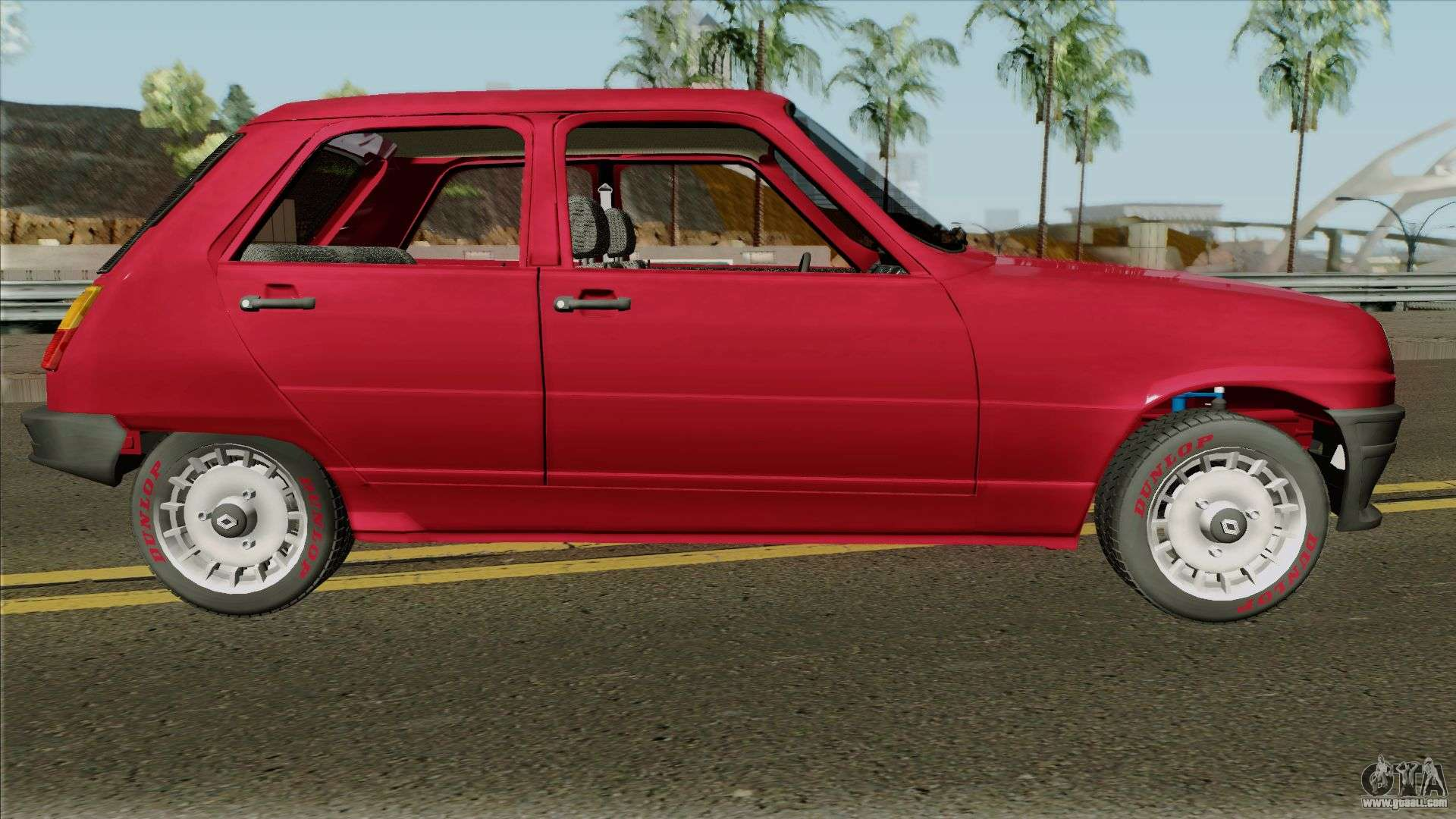 renault 5 tl for gta san andreas. Black Bedroom Furniture Sets. Home Design Ideas