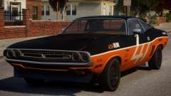 Dodge Challenger 1971 PJ7 for GTA 4