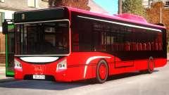 Iveco Urbanway Bakubus for GTA 4