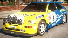 Ford Escort Cosworth RS Rally WRC 3.0 for GTA 4