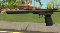 APB Silenced Auto Pistol for GTA San Andreas