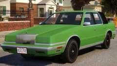1988 Chrysler New Yorker Stock for GTA 4
