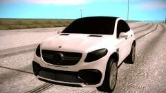 Mercedes Benz GLE CLR 900 Tuning for GTA San Andreas