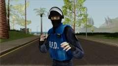 Raccoon City SWAT for GTA San Andreas