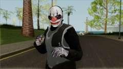 Skin Random 67 (Outfit Heist) for GTA San Andreas