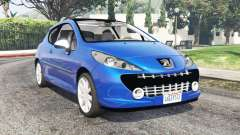 Peugeot 207 RC 2007 v0.3 [add-on] for GTA 5