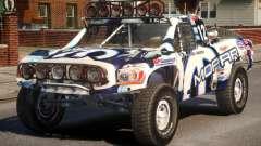Dodge Ram Trophy PJ2 for GTA 4