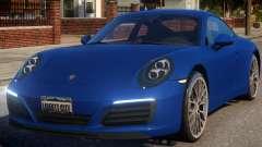2017 Porsche 911 Carrera S (991.2) for GTA 4