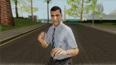 Andreas Sanchez FIB Agent for GTA San Andreas