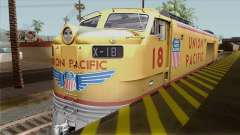 Union Pacific 8500 HP Gas Turbine Locomotive