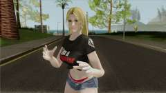 Helena Fest 2016 from Dead Or Alive 5 Last Round for GTA San Andreas
