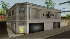 Gym & Stores (Retextured) for GTA San Andreas