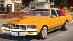 1990 Chevrolet Caprice for GTA 4