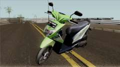 Honda BeAT FI Green STD