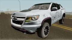 Chevrolet Colorado ZR2 2018 for GTA San Andreas