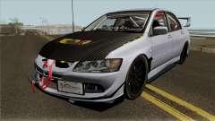 Mitsubishi Evolution Tuning Mod for GTA San Andreas