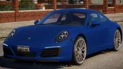 Porsche Carrera 4S v1.05 for GTA 4