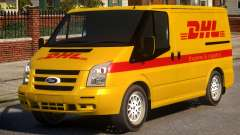 Ford Transit DHL for GTA 4