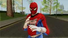 Spiderman Unlimited: Earth X for GTA San Andreas