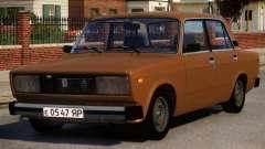 VAZ 2105 Stock for GTA 4