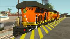 GE ES44DC - Reverse Cab for GTA San Andreas