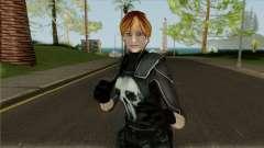 Marvel Heroes Rachel Alves (Punisher)