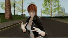Kasumi Punk Rocker for GTA San Andreas