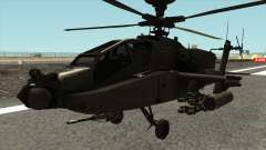 AH-64D Philippine Air Force for GTA San Andreas