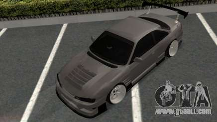 Nissan Silvia S14 VIP for GTA San Andreas