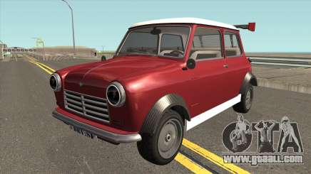 Weeny Issi Classic GTA V IVF for GTA San Andreas