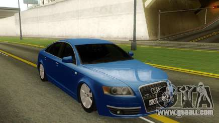 Audi A6 Stock for GTA San Andreas