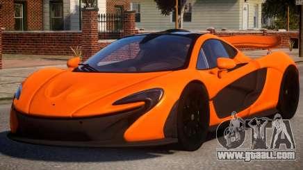 McLaren P1 v2 for GTA 4