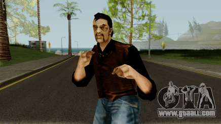 Migel from GTA 3 for GTA San Andreas