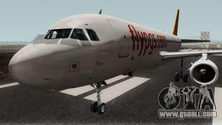 Pegasus Airlines Airbus A320-200 for GTA San Andreas