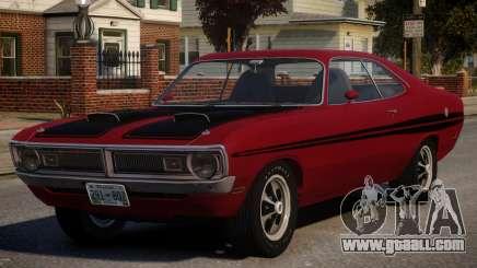 1971 Dodge Demon v1.0 for GTA 4