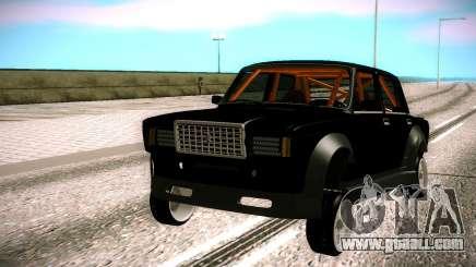 VAZ 2107 Tuning, Lada 2107 for GTA San Andreas