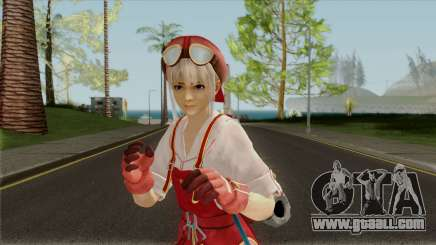 Marie Rose Extra Costume 02 Tita Russell for GTA San Andreas