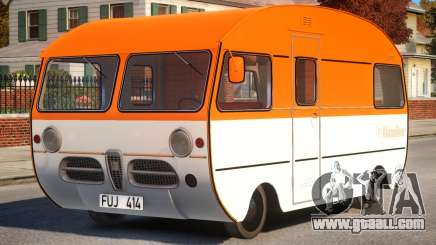 Saab Caravan 92HK V1 for GTA 4