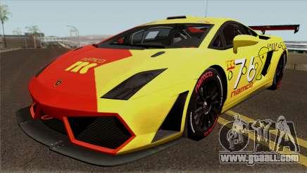 Lamborghini Gallardo Pac Racing Club for GTA San Andreas