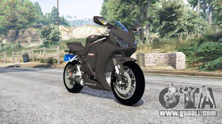 Honda CBR 1000RR Fireblade 2014 [replace] for GTA 5