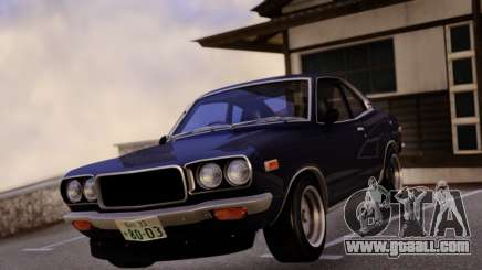 Mazda RX-3 for GTA San Andreas