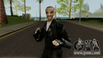 Victor Oldfried for GTA San Andreas
