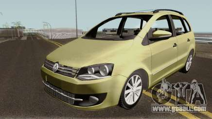 Volkswagen Suran 2015 for GTA San Andreas