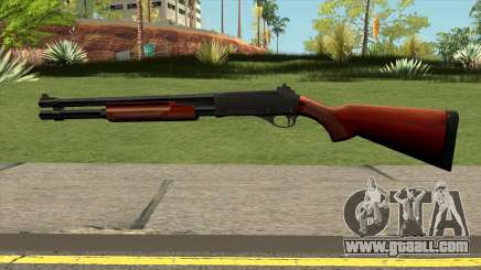 Remington 870 Shotgun for GTA San Andreas
