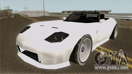 Banshee GTA V (SA Style) for GTA San Andreas