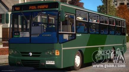 Bus CAIO Alpha for GTA 4