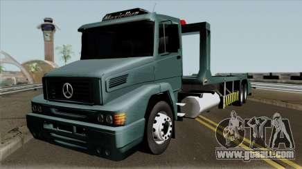 Mercedes-Benz L1620 Packer for GTA San Andreas